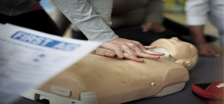 First Aid Certification and CPR Training